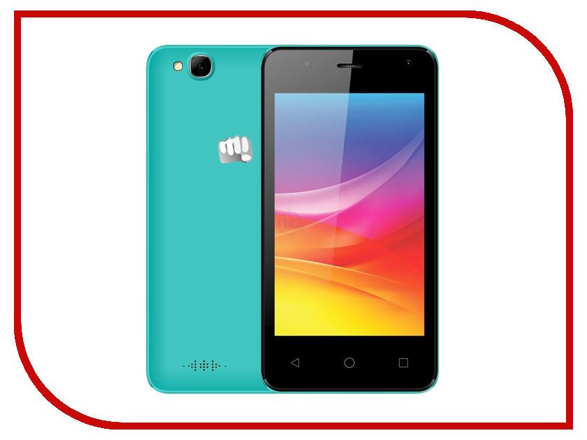 Сотовый телефон Micromax Q401 LTE Green<br>