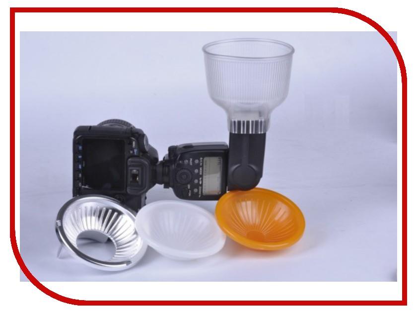 Рассеиватель Flama FL-FD3-0 for Canon 430EX / 430EX II - прозрачный