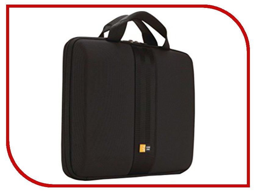 Аксессуар Сумка 11.0-inch Case Logic QNS-111K Black case logic vnb 217 black рюкзак для ноутбука 17