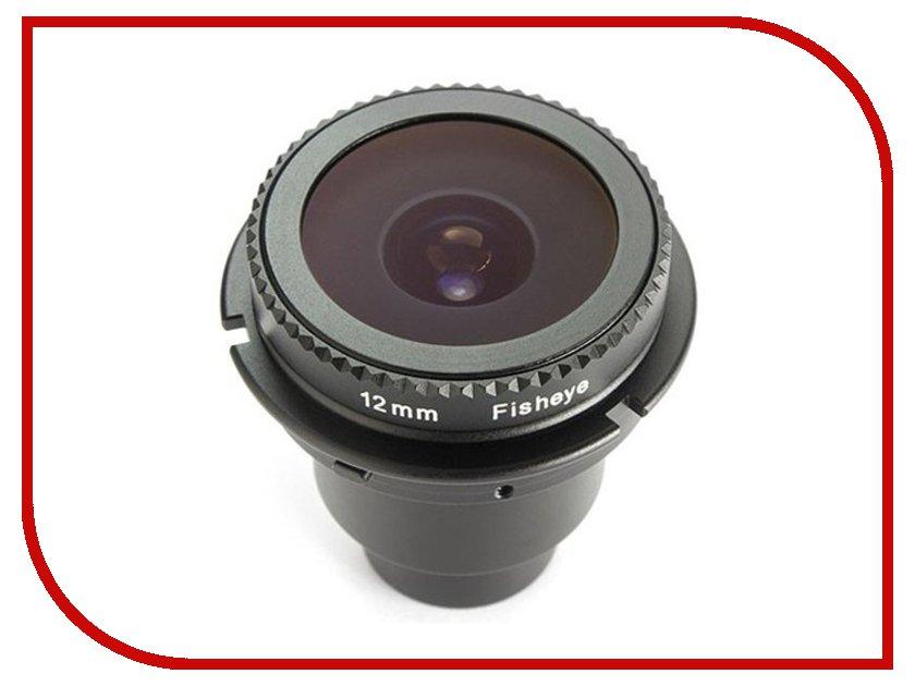 Объектив Lensbaby Fisheye Optic for Composer Lenses LBOFE - насадка рыбий глаз