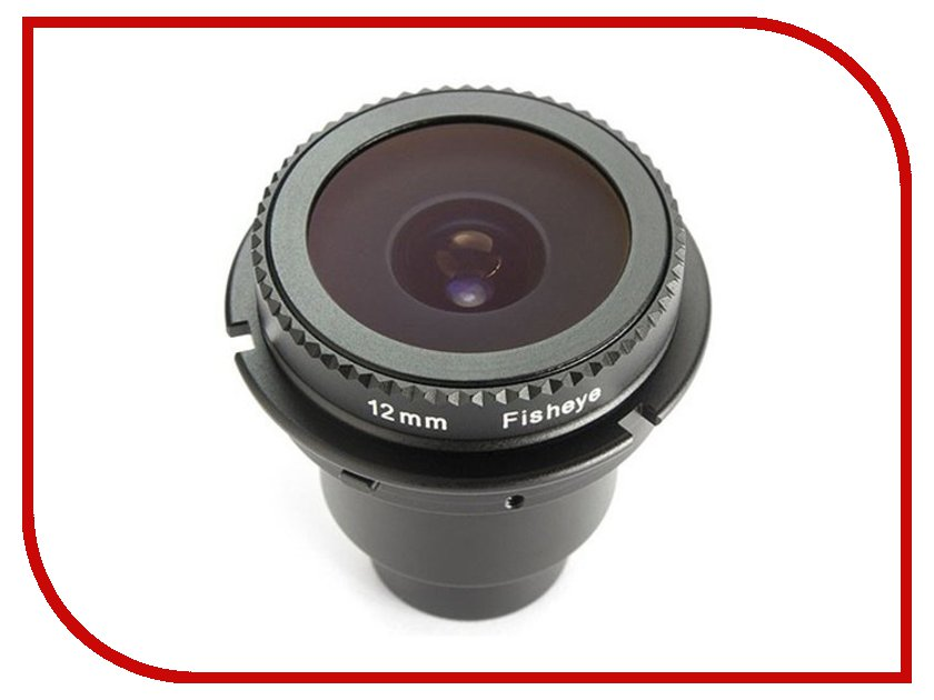 Zakazat.ru: Объектив Lensbaby Fisheye Optic for Composer Lenses LBOFE - насадка рыбий глаз
