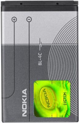 Аксессуар Аккумулятор Nokia BL-4C 820/860 mAh<br>