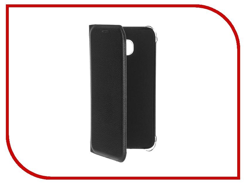 Аксессуар Чехол Samsung Galaxy S7 ACQUA Wallet Extra Black 53840<br>