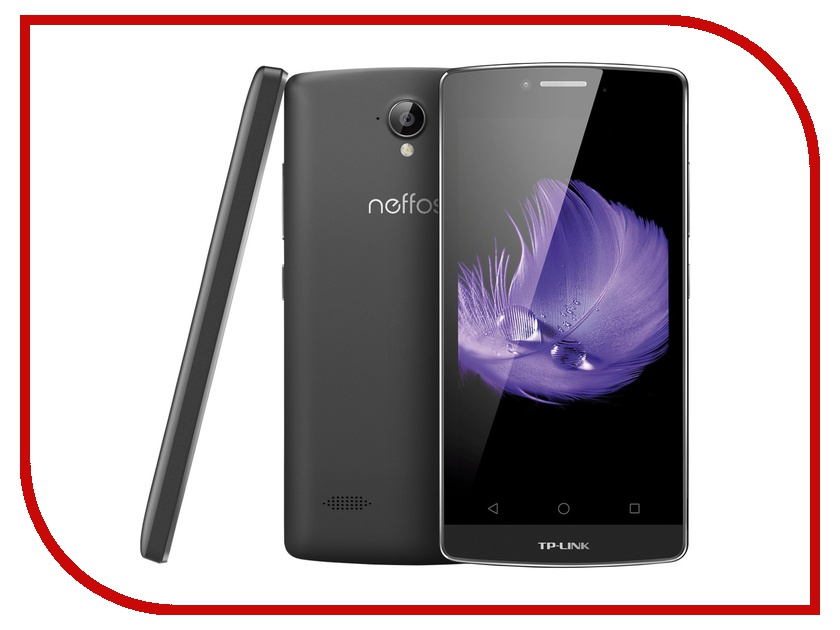 Сотовый телефон TP-LINK Neffos C5L Grey<br>