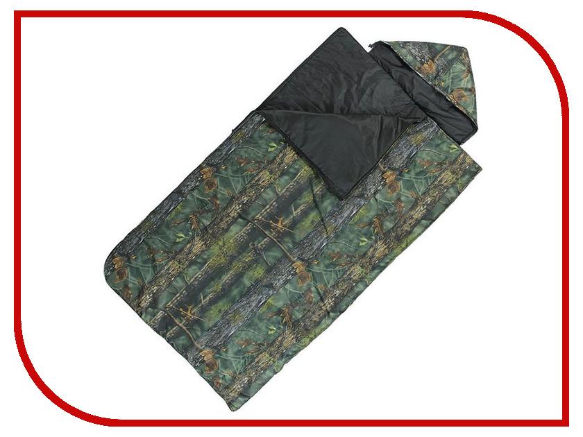 Cпальный мешок Onlitop Богатырь КМФ 915474
