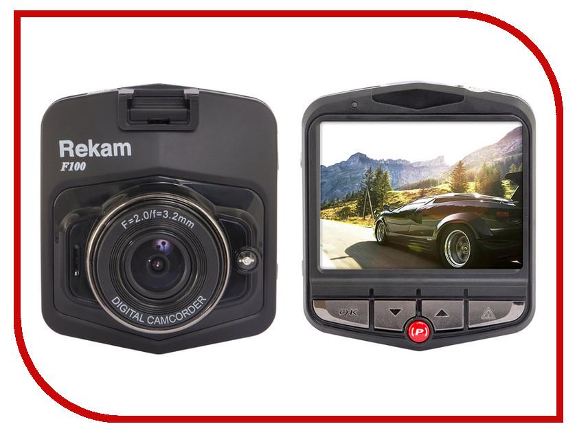 Видеорегистратор Rekam F100 rekam mini light