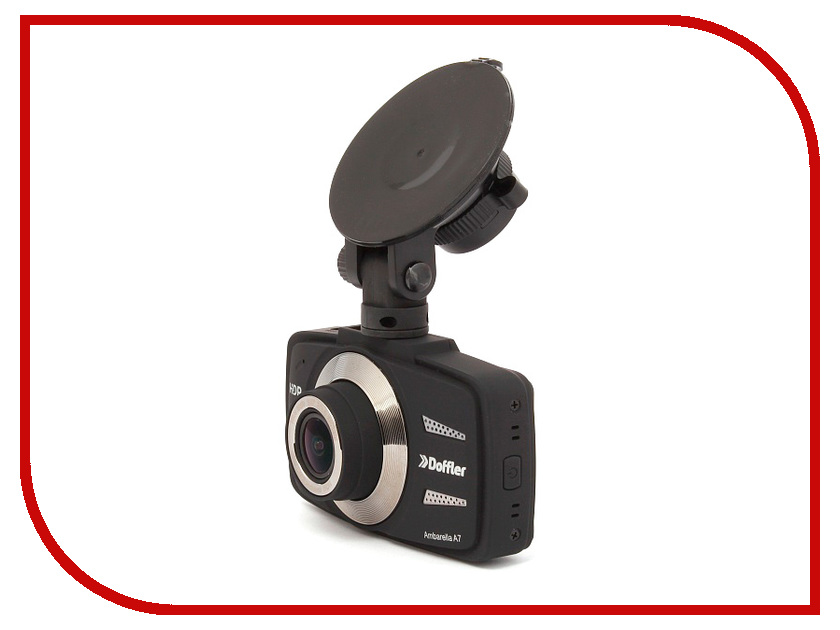 Видеорегистратор Doffler DVR 701SHD мышь doffler gm7000
