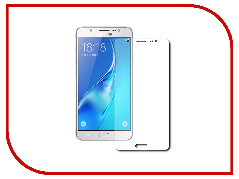 Аксессуар Защитное стекло для Samsung Galaxy J5 J510 2016 Gecko 0.26mm ZS26-GSGJ5-2016 цена