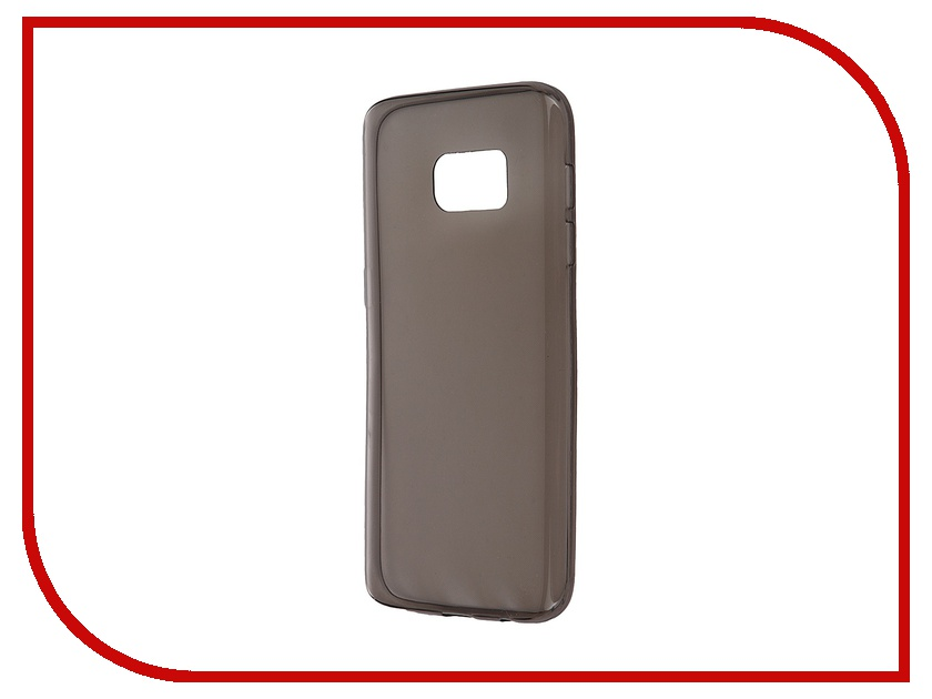 Аксессуар Чехол-накладка для Samsung Galaxy S7 G930F 2016 Gecko Black S-G-SGS7-2016-BL promate akton s5 чехол накладка для samsung galaxy s5 black