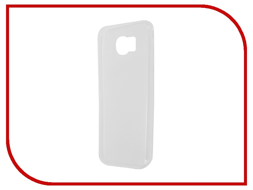 Аксессуар Чехол-накладка Samsung Galaxy S7 Plus Gecko White S-G-SGS7PL-2016-WH