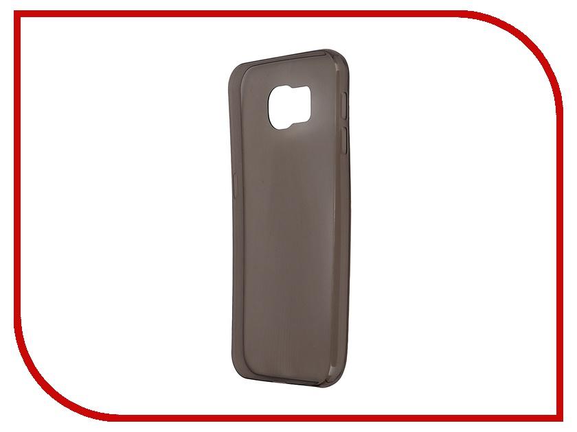 Аксессуар Чехол-накладка Samsung Galaxy S7 Plus Gecko Black S-G-SGS7PL-2016-BL аксессуар чехол накладка sony xperia z5 compact gecko black s g sonz5mini bl