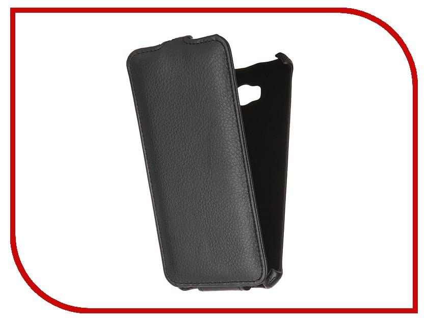 Аксессуар Чехол ASUS ZenFone Max ZC550KL Gecko Black GG-F-ASZC550KL-BL