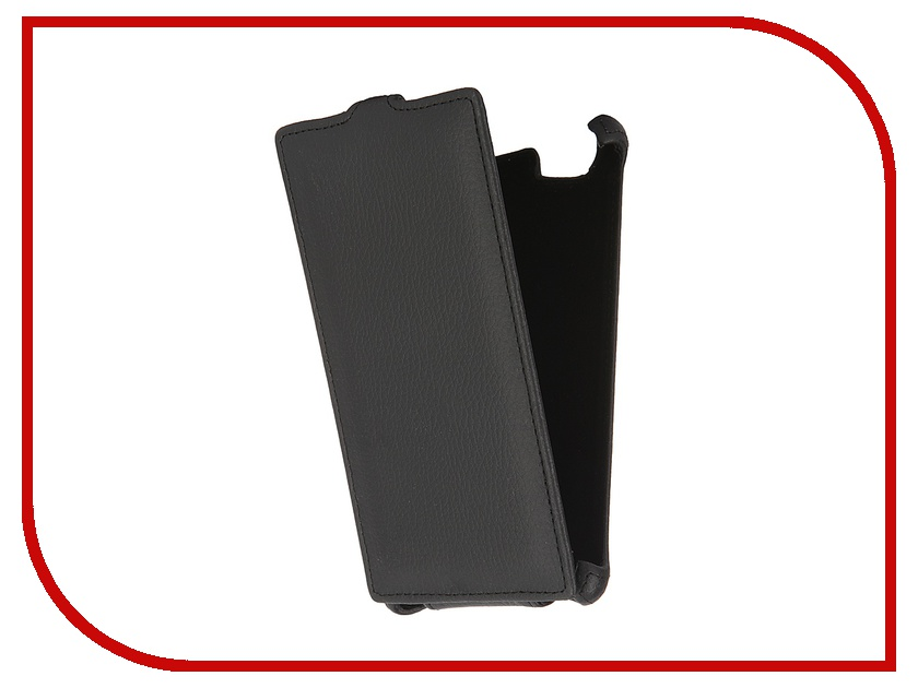 Аксессуар Чехол Philips S616 Gecko Black GG-F-PHS616-BL<br>