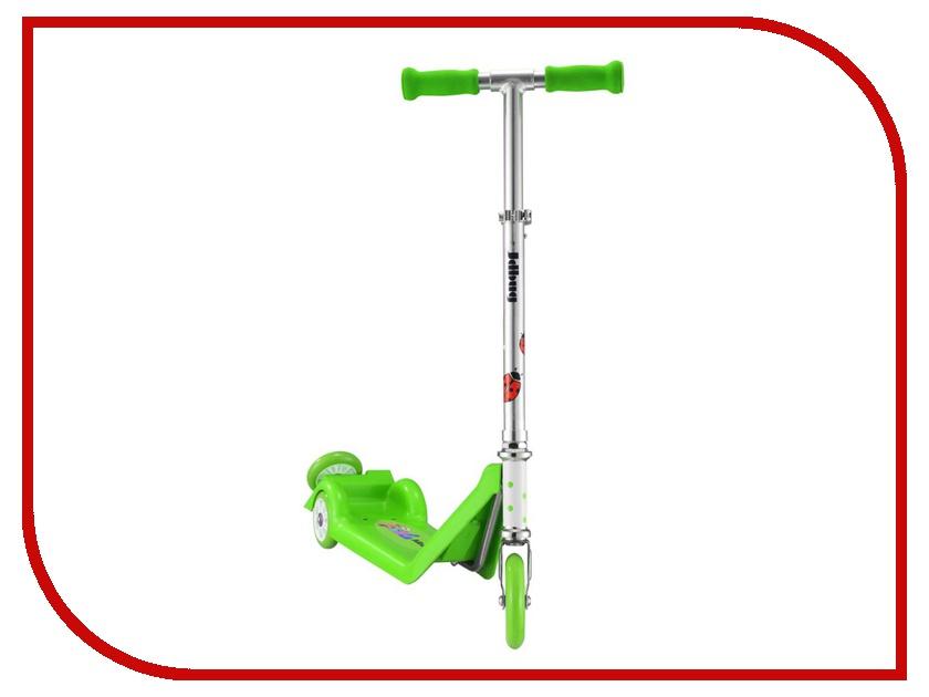 Самокат JD Bug Kiddie Kick TC-02 Green
