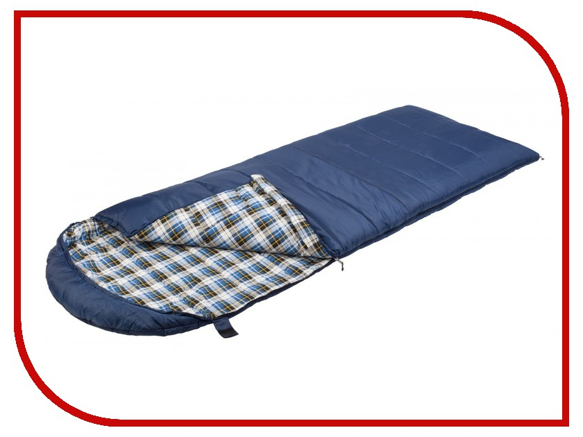 Cпальный мешок Trek Planet Belfast Comfort Blue 70370 L коврик самонадувающий trek planet relax 50 70431