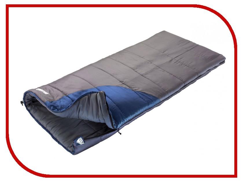 Cпальный мешок Trek Planet Warmer Grey-Blue 70372 L