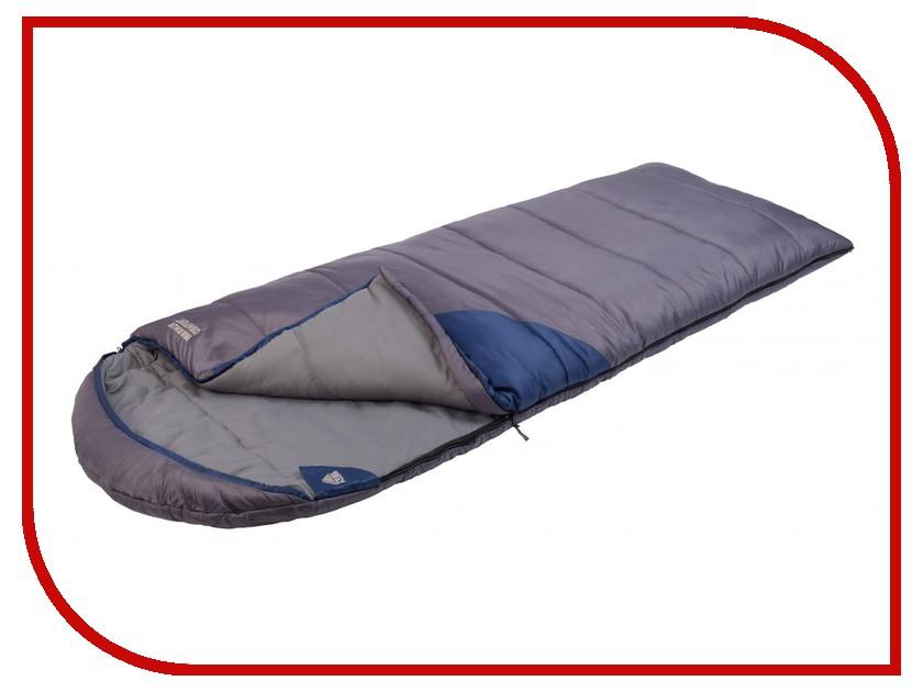 Cпальный мешок Trek Planet Warmer Comfort Grey-Blue 70374 R cпальный мешок trek planet walker comfort grey blue 70384 l