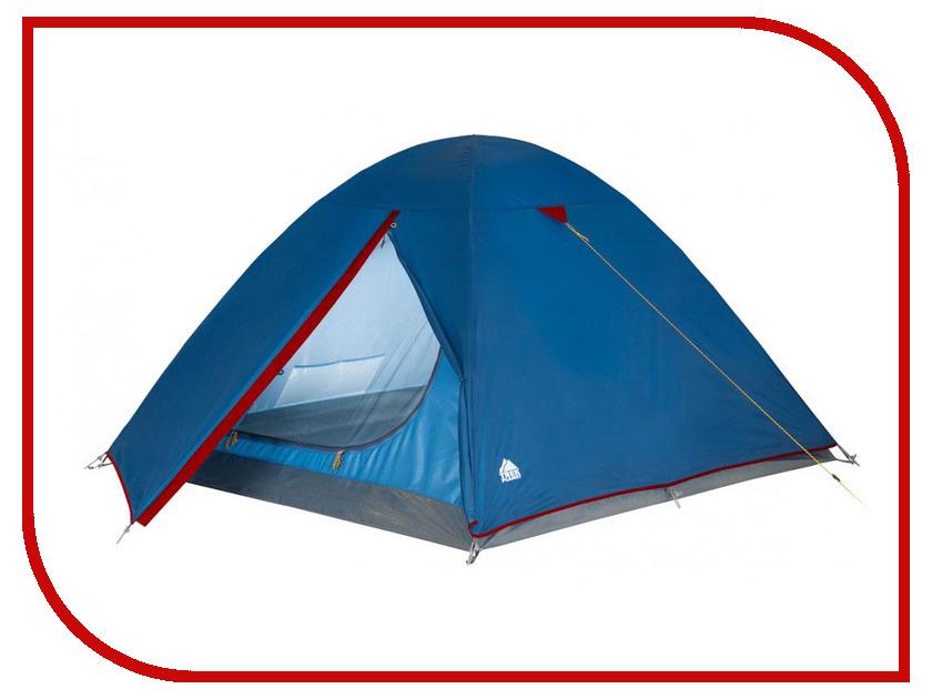 Палатка Trek Planet Dallas 2 Blue-Red 70101 палатка шестиместная trek planet florida tripl 6 цвет хаки