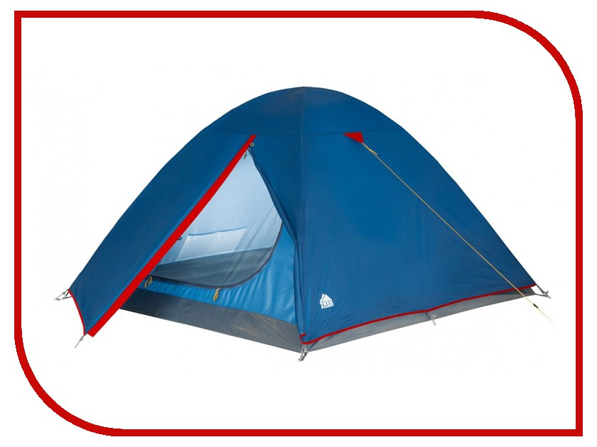 Палатка Trek Planet Dallas 3 Blue-Red 70103<br>