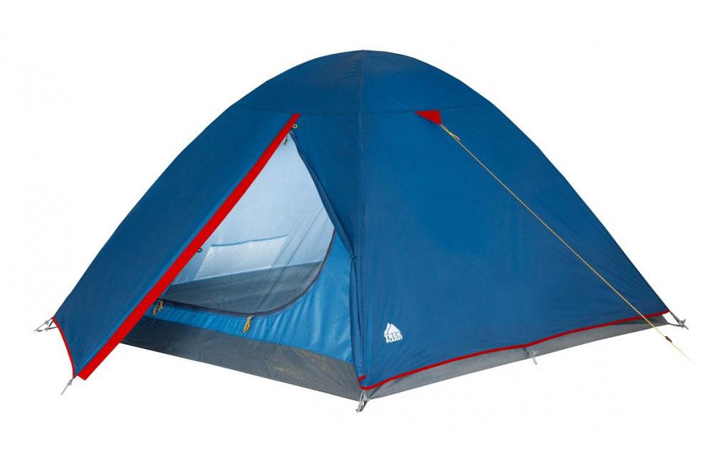 Палатка Trek Planet Dallas 4 Blue-Red 70105<br>