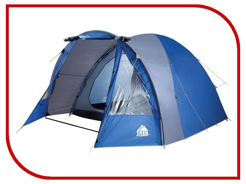 Палатка Trek Planet Indiana 4 Blue-Grey 70112 trek planet denver air 4