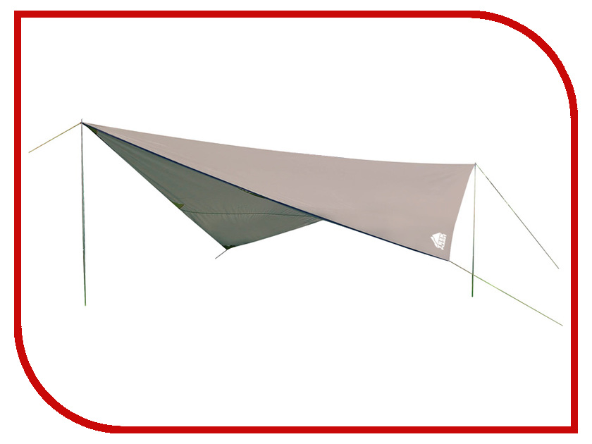 Тент Trek Planet Tent 400 Set Grey 70280