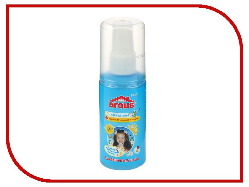 Средство защиты от комаров ARGUS 75ml 1382282