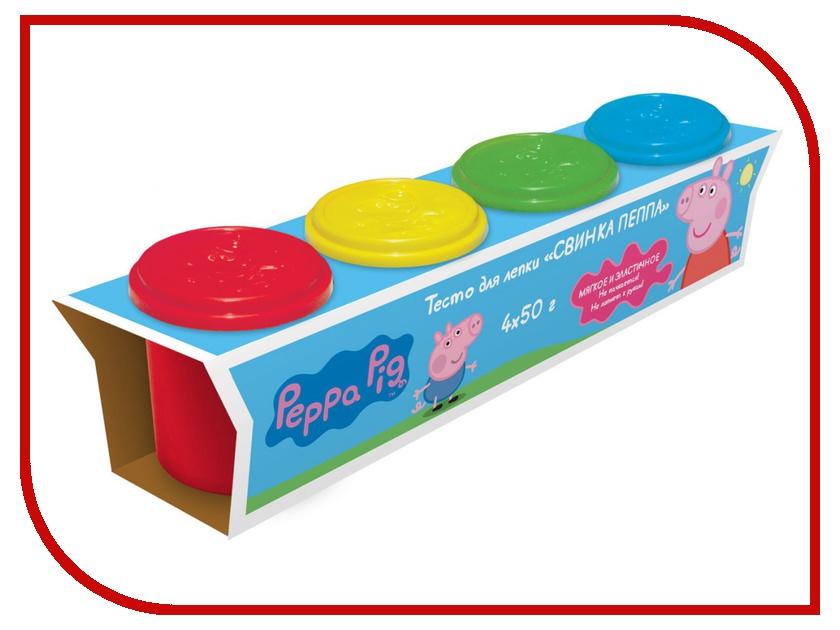 Набор для лепки РОСМЭН Peppa Pig 50g 30403