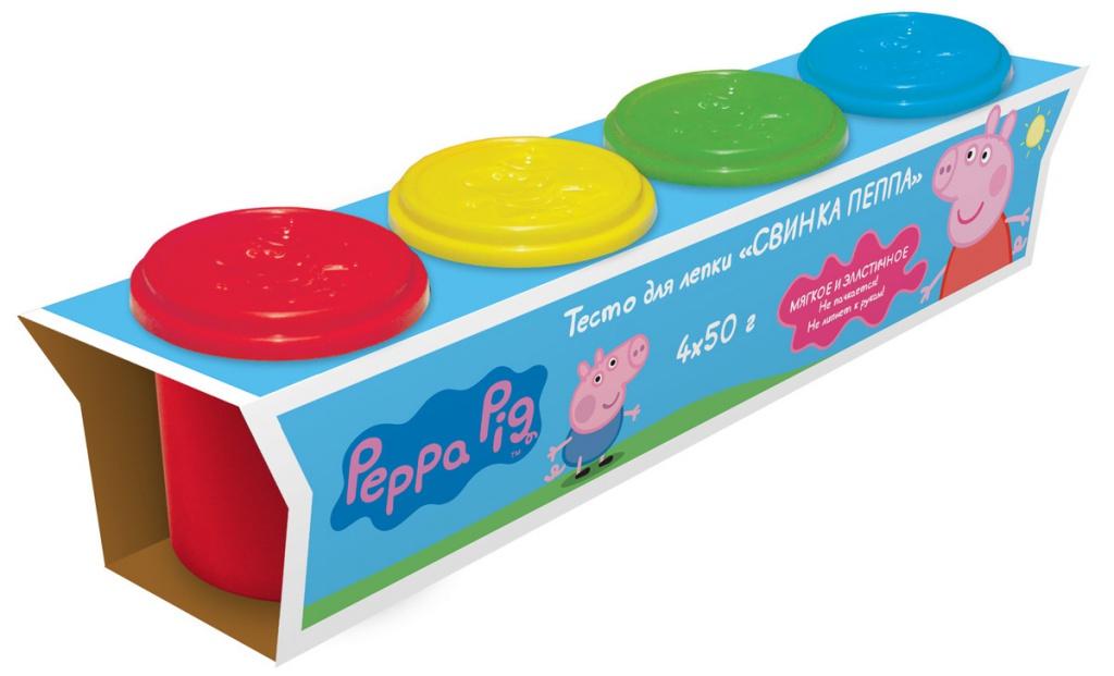 Набор РОСМЭН Peppa Pig 50g 30403<br>