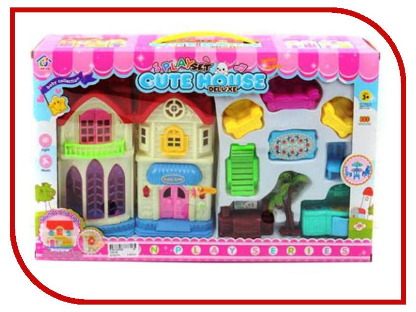 Игра Shantou Gepai Уютный дом 13631B<br>