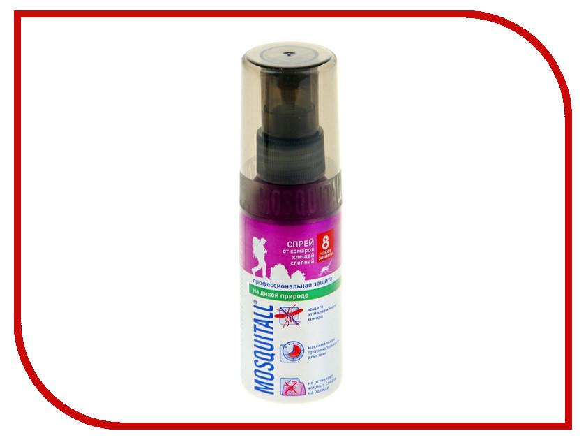 цена Средство защиты от комаров Mosquitall Профессиональная защита 50ml 1112393 - спрей