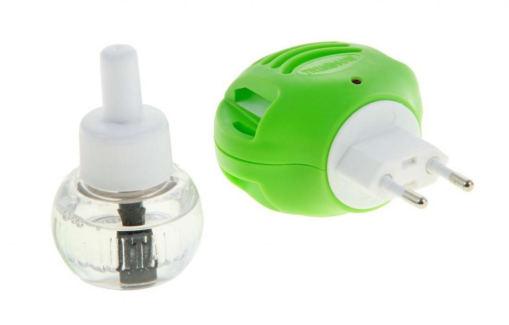 Средство защиты от комаров Mosquitall 45 ночей 1112387 - фумигатор + жидкость