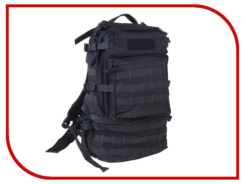 Рюкзак Kingrin Travel Backpack Black BP-08-BK<br>