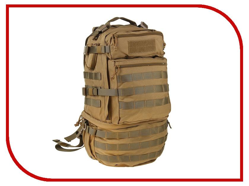 Рюкзак Kingrin Travel Backpack Tan BP-08-T