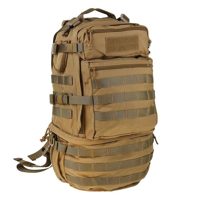 Рюкзак Kingrin Travel Backpack Tan BP-08-T<br>