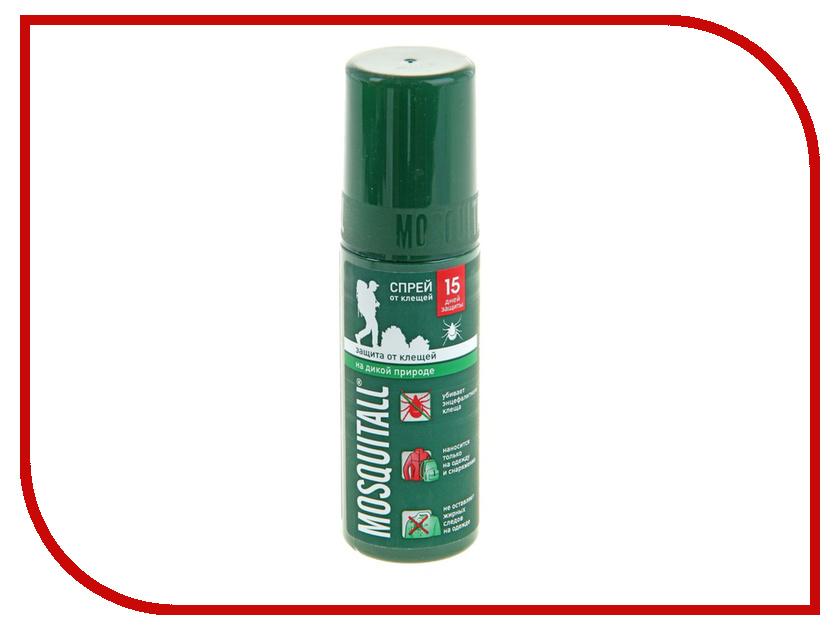 Средство защиты от клещей Mosquitall Защита от клещей 100 мл 1112364 - спрей