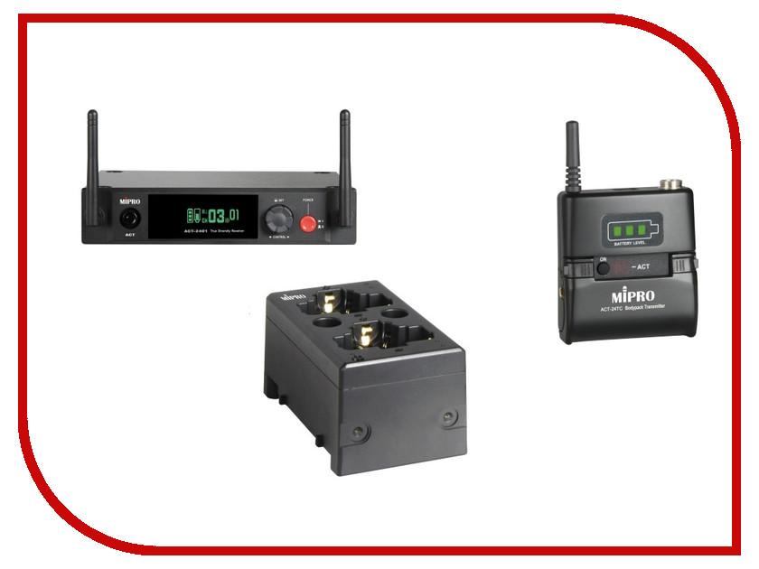 Радиомикрофон MIPRO ACT-2401/ACT-24TC/MP-80