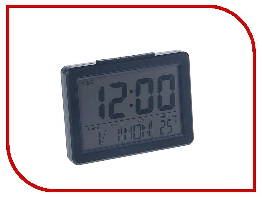 Часы настольные Luazon LB-03 Black 1163451<br>