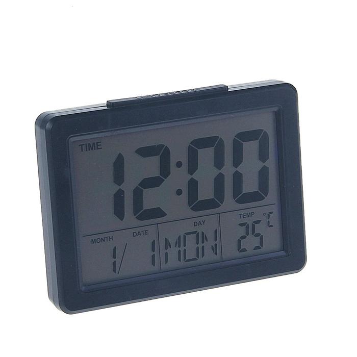 Многофункциональные часы Luazon LB-03 Black 1163451<br>