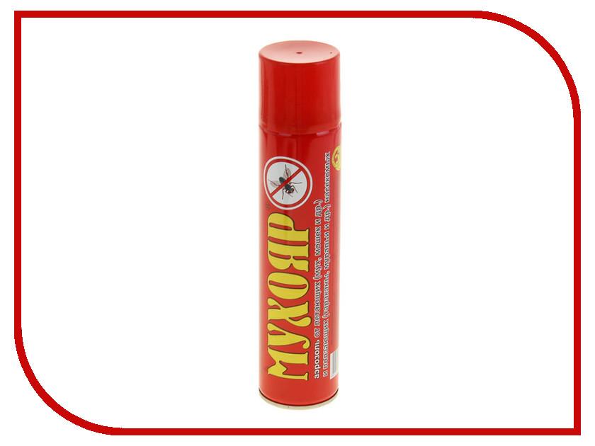 Средство защиты от комаров Ваше Хозяйство Аэрозоль Мухояр 300 мл 1108781<br>