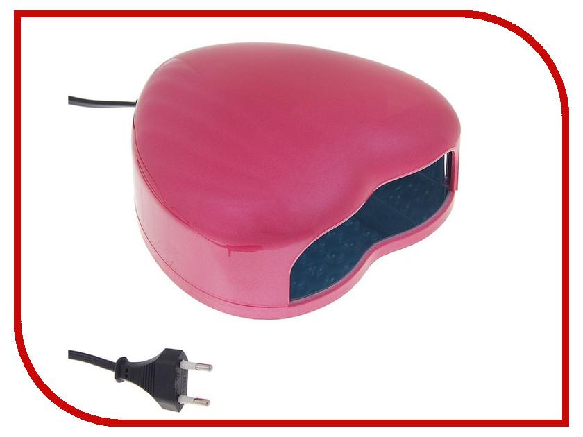 Luazon LUF-03 Pink 1165414 - Лампа для сушки лака
