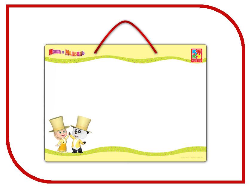 Игрушка Vladi Toys Планшет для магнитов Маша и медведь VT3601-03<br>