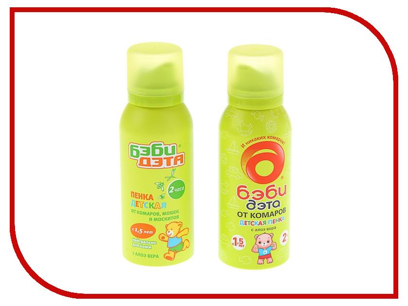 Средство защиты от комаров ДЭТА Бэби 279555 - пенка