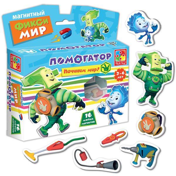 Игрушка Vladi Toys Магнитный Фикси-мир Помогатор VT3102-01<br>