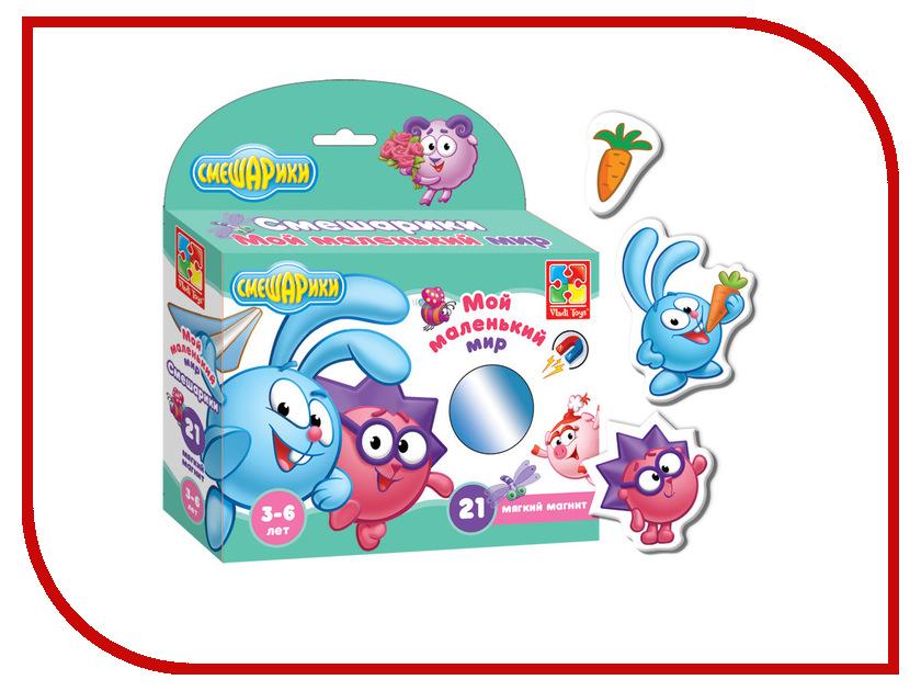 Игрушка Vladi Toys Мой Маленький мир Смешарики, Крош и Ежик VT3103-02<br>