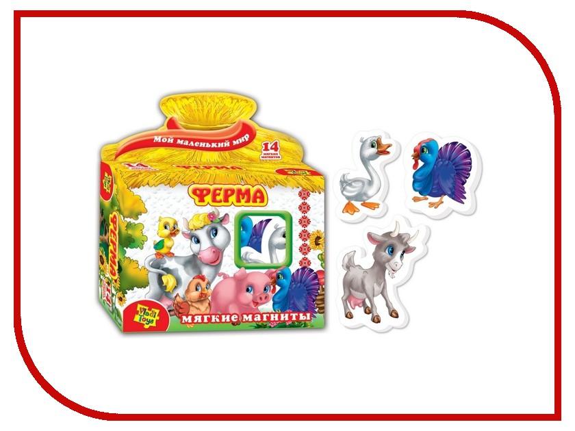 Игрушка Vladi Toys Ферма VT3101-03