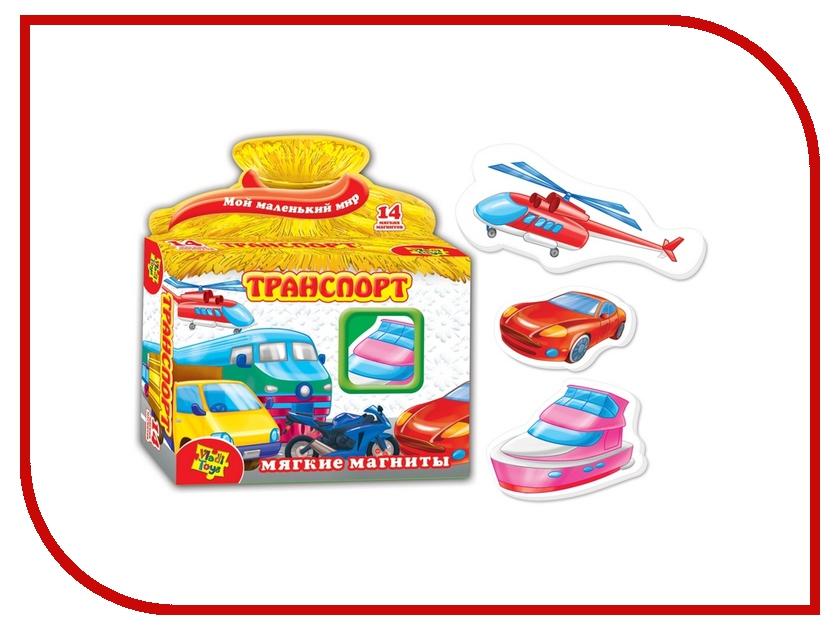 Игрушка Vladi Toys Транспорт VT3101-06