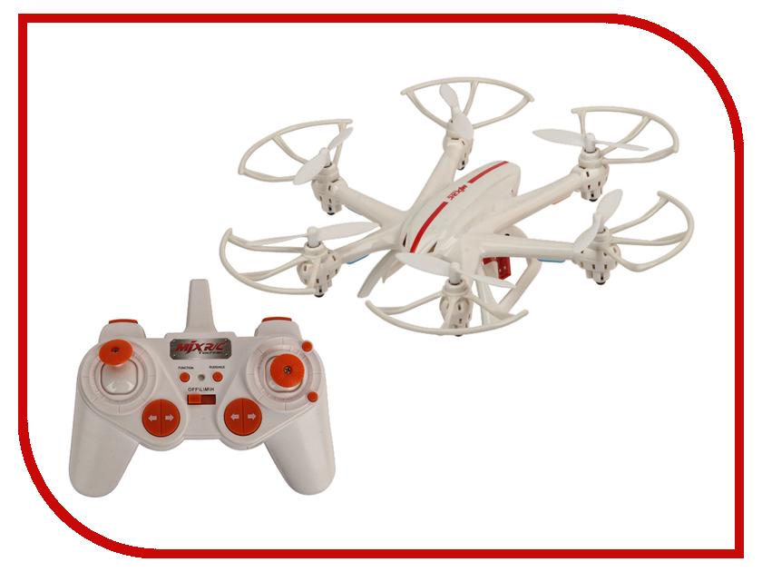 Квадрокоптер MJX X800 White радиоуправляемый квадрокоптер mjx x906t 5 8g fpv x906t mjx