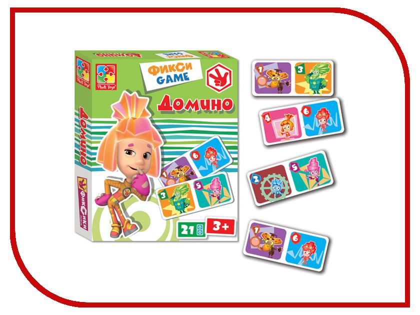 Игрушка Vladi Toys Домино Фиксики VT2107-01