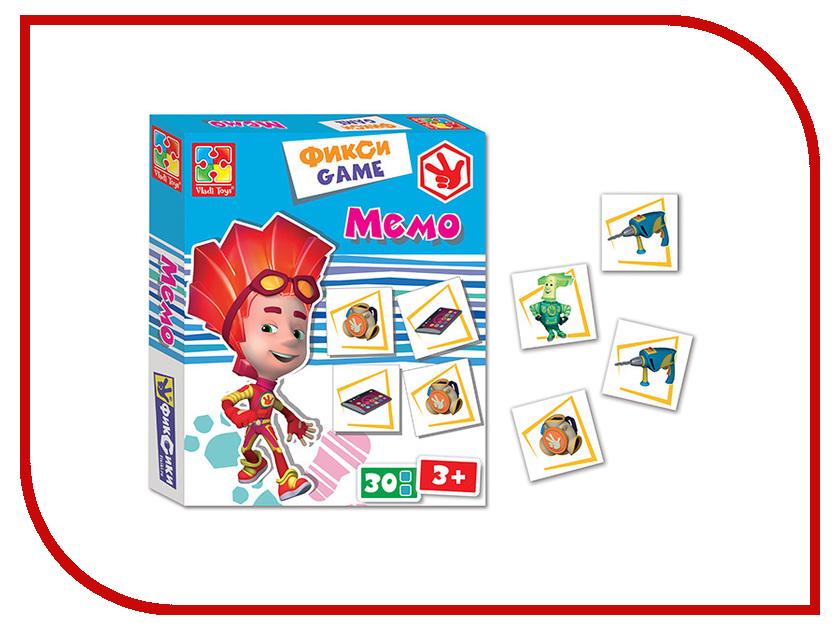 Игрушка Vladi Toys Мемо Фиксики VT2107-02